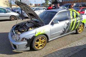 Team Subaru Pernois